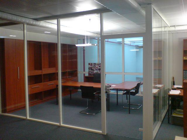 Fanair AG Büroeinrichtungen, Trennwände
