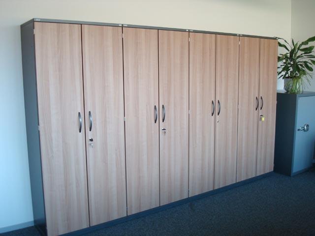 Fanair AG Büroeinrichtungen, Schränke, Büroschränke