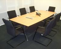 Fanair AG Büroeinrichtungen, Stühle, Konferenztische
