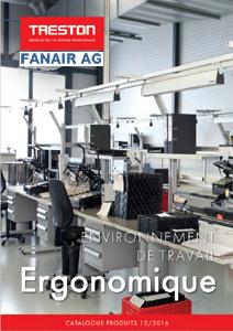 FANAIR Treston Equipements pour l'ergonomie de l'espace de travail