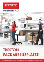 FANAIR Treston<br /> Packarbeitsplätze