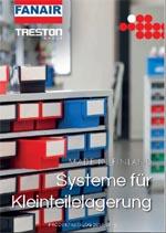 Fanair Treston Systeme für Kleinlagerung