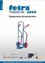FANAIR Fetra <br /> Matériel de manutention 2019